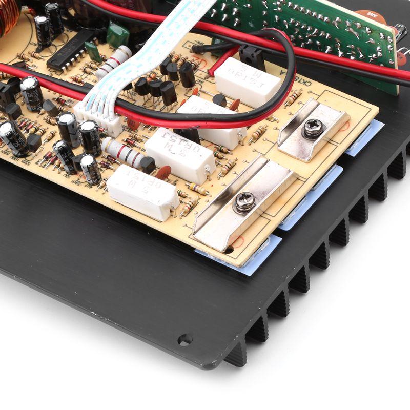 Автомобиль аудио усилитель доска ХС-180 высокой мощности сабвуфера схема модуль автоусилители
