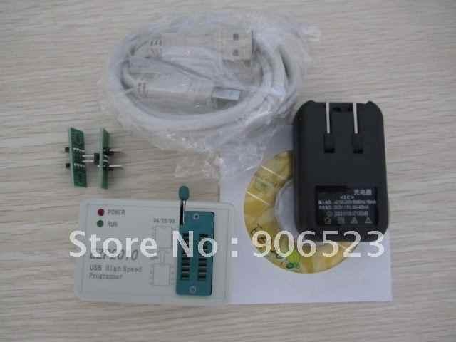 free shipping EPROM pragrammer upgrade ezp2010 support 24 25