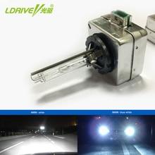 2 PCS DC12V 35W D3S DS3 D3C HID Xenon Bulb Yellow White 4300K 5000K 6000K 8000K White Blue 1000K D3S HID Headlight Bulb Lamp