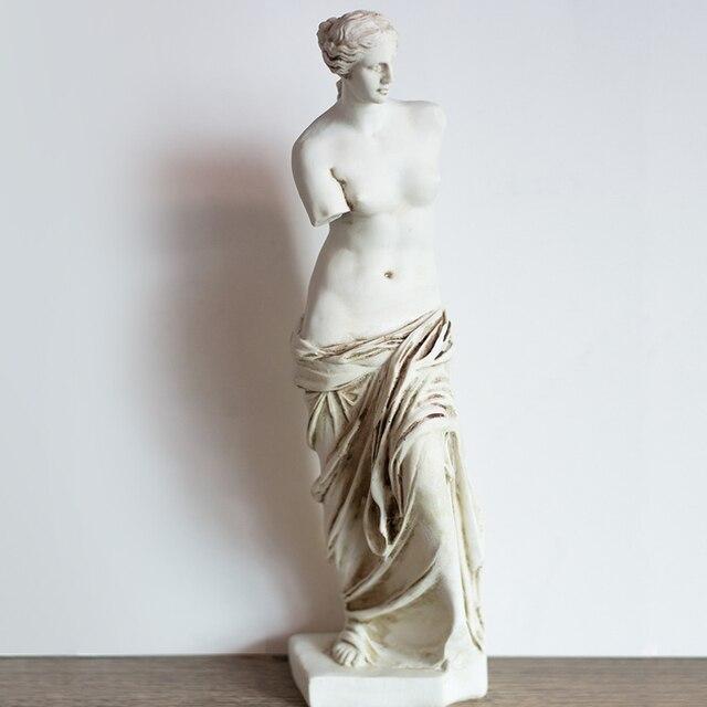 Nude Venus De Milo Reproduction Statue-in Statues & Sculptures from ...