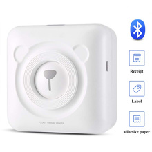 2019 hot sale PeriPage Mini Portable Bluetooth Photo Printer Pocket Thermal Picture Printer For Mobile Phone Android iOS Windows