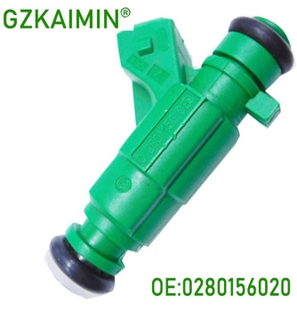 set 10 NEW NOZZLE Fuel Injector OEM:  0280156020 0 280 156 020 for Fiat Siena  Palio  Strada 1.0  1.3 16V