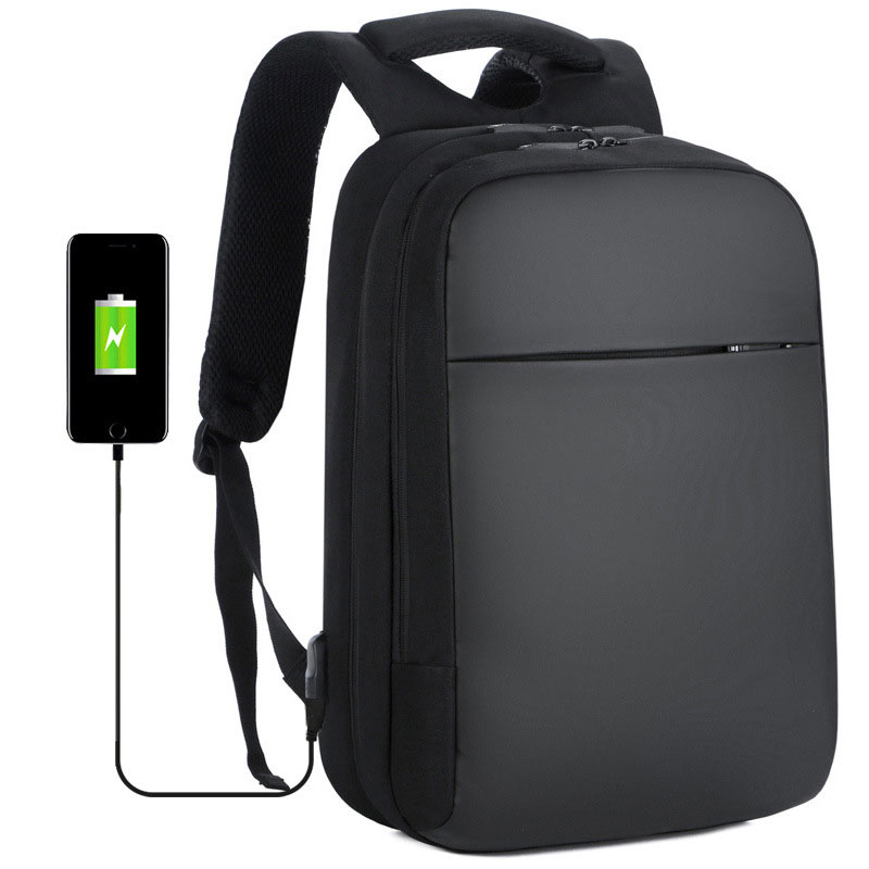 High Quality USB Anti-theft Laptop Backpack 16 Inch Large Capacity Travel Men Women Waterproof Charging Backpack Student Bag