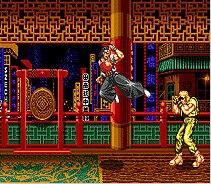 Art Of Fighting 16 Bit Md Game Card For 16 Bit Sega Megadrive