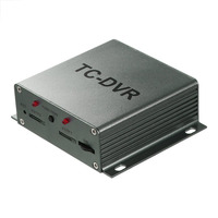 TC DVR Mini C DVR 12V Security Digital Video Audio Recorder Support TF Card 32G Motion