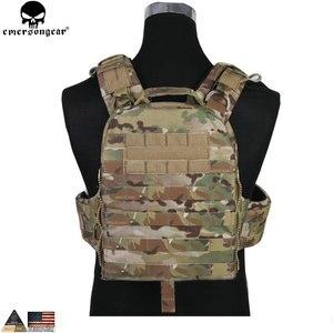 Image 3 - EMERSONGEAR CP AVS Adaptive Vest Heavy Version Military Hungting Vest Protective Tactical Duty AVS Vest US Multicam EM7397