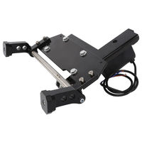 Motorcycle Motorbike Rear Electric Center Stand For Harley Electra Street Glide Road King Touring Models 2014 2016