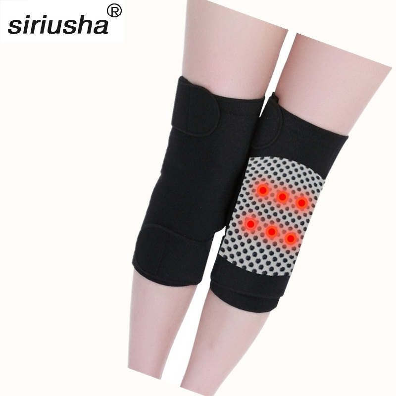 2019 Promotion All Seasons Standard Genuine Self-heating Knee Tourmaline Material For Fusion Warm Cold Joint Pain Solution S306