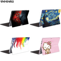 YNMIWEI For Microsoft Surface Pro3 Protective Skin Crocodile Pattern For Surface Pro 3 Screen Protector Full