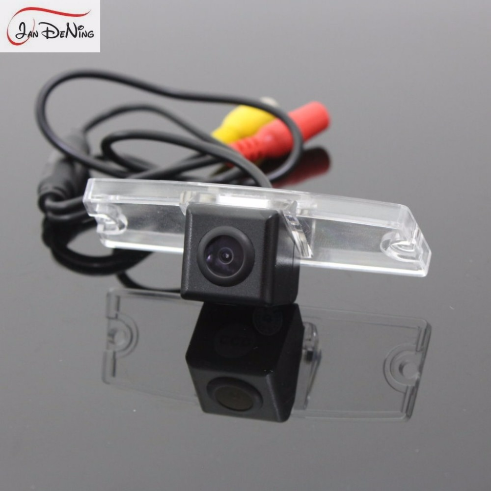 JanDeNing HD CCD font b Car b font Rear View Parking Backup Reverse font b Camera