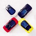 Muy Interesante 7x3x1.5 cm Mini Solar Lamborghin Coche Deportivo Fresco Juguete de Entrenamiento para Niños