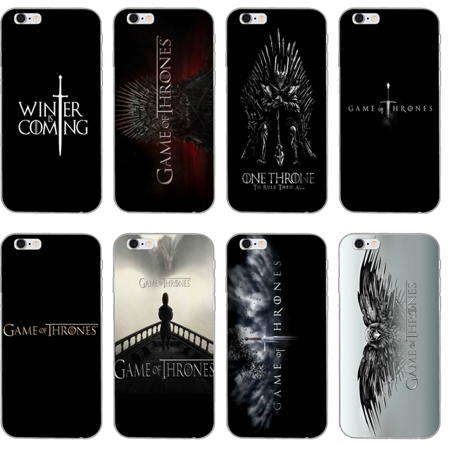 online store ad9dd 872b3 US $1.99 |Game of Thrones sword silicone TPU Soft phone case For Xiaomi Mi  6 A1 5 5s 5x mix max 2 Redmi Note 3 4 5 5A pro plus-in Half-wrapped Case ...