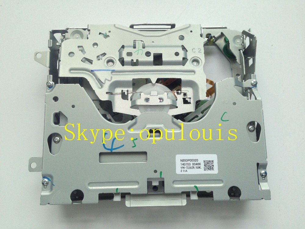 Pioneer single CD drive loader deck mechanism PDB097A YPM-7238ZR for Toyota car radio CD player MP3