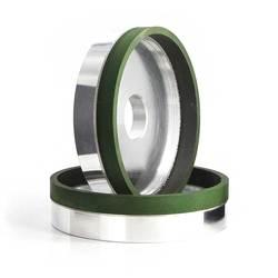Roue diamantée à coupe droite 4 6 6A2 pour meule abrasive en alliage dur de carbure de tungstène R016