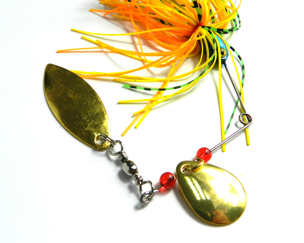 Spinnerbait fishing lure 5