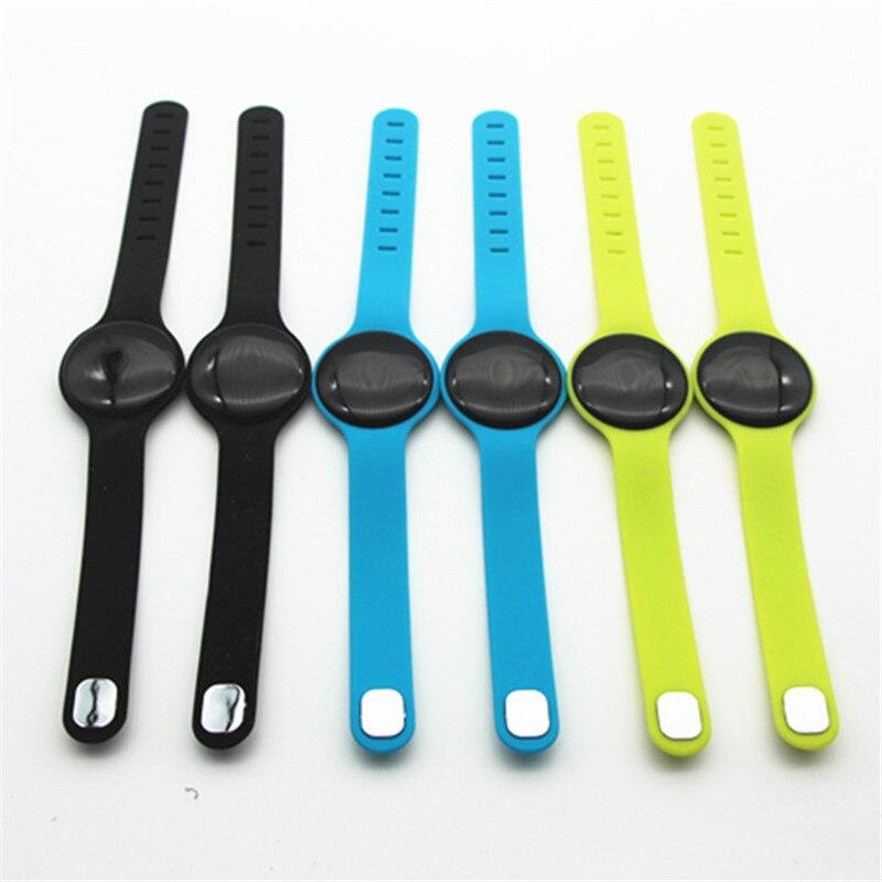 Bluetooth Ibeacon Ble 4.0 Eddystone Wrist Band Bracelet Beacon