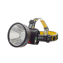 2000 LM LED Headlamp CREE XM-L2 LED Headlight Built-in Lithium Battery Waterproof Rechargeable Cycling Underground work