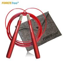 Профессиональная Скакалка для кроссфита, Скакалка для ММА, бокса, фитнеса, тренировки, тренировка, сумка для переноски, запасной кабель