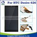 1 pcs para htc desire 626 626g d626 display lcd com tela de toque digitador assembléia peças de reposição originais