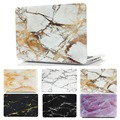 "Marble Painting Frosted Matte Hard Cover Case For Apple Macbook Air Pro 11.6"" 13.3"" 15.4"" 11"" 12'' 13"" 15"" With Retina Display"