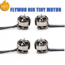 1/2/4 шт FLYWOO NIN TINY NT1404 1404 3750KV 4850KV 2-4S бесщеточный мотор для RC моделей запасные части DIY аксессуары
