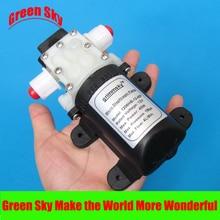 Max pressure 145PSI 4L/Min 12V DC 45W mist fog spray maker electric sprayer pump