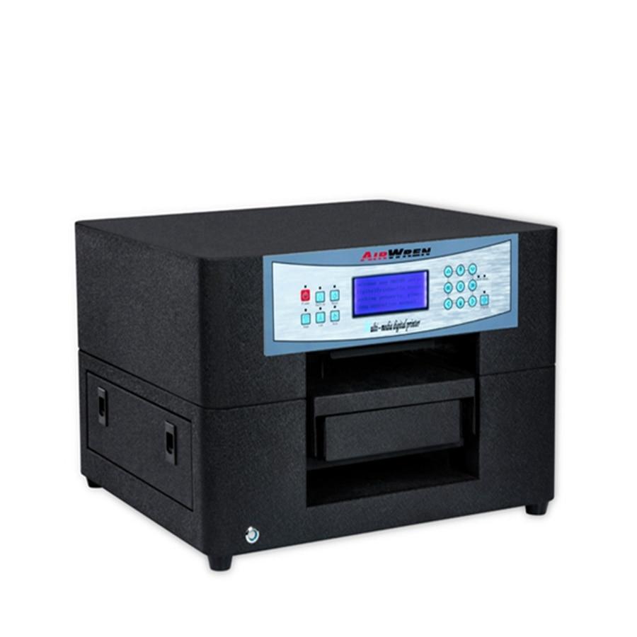 Машина за печат на тениска с печат на фабрична цена върху светъл и тъмен цветен принтер