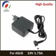 ЕС 19V 1.75A 33 Вт 4,0*1,35 мм AC адаптер ноутбука Зарядное устройство Мощность адаптер для ноутбука ASUS ADP-33AW S200E X202E X201E Q200 S200L S220 X453M F453 X403M