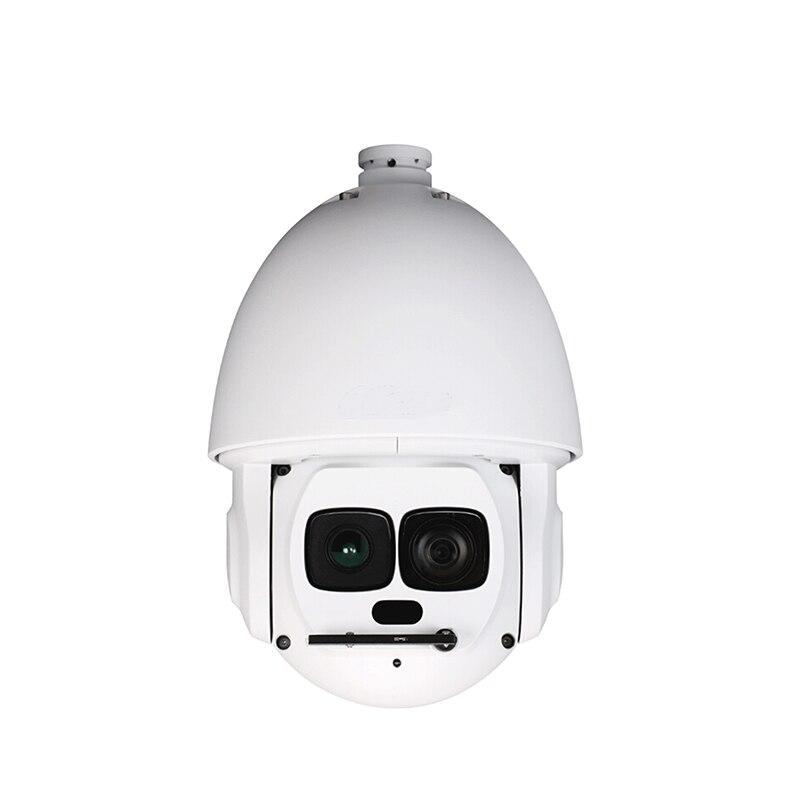 Caméra réseau de sécurité CCTV 4 K 30x Laser PTZ hi-poe IP67 SD6AL830V-HNI
