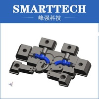 tap mould for kitchen using plastic injection mold in shengzheng China
