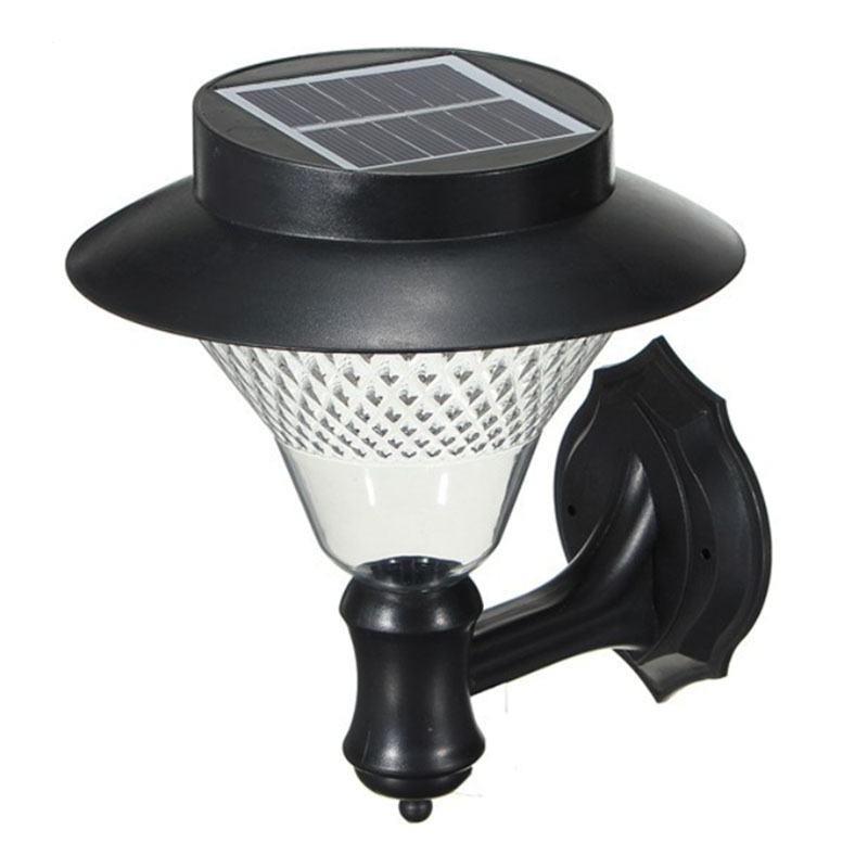 TAMPROAD LED Exterior Lighting Solar Light Street Outdoor Security Lamp For  Patio Porch Deck Yard Garden Driveway Stair Wall In Path Lights From Lights  ...