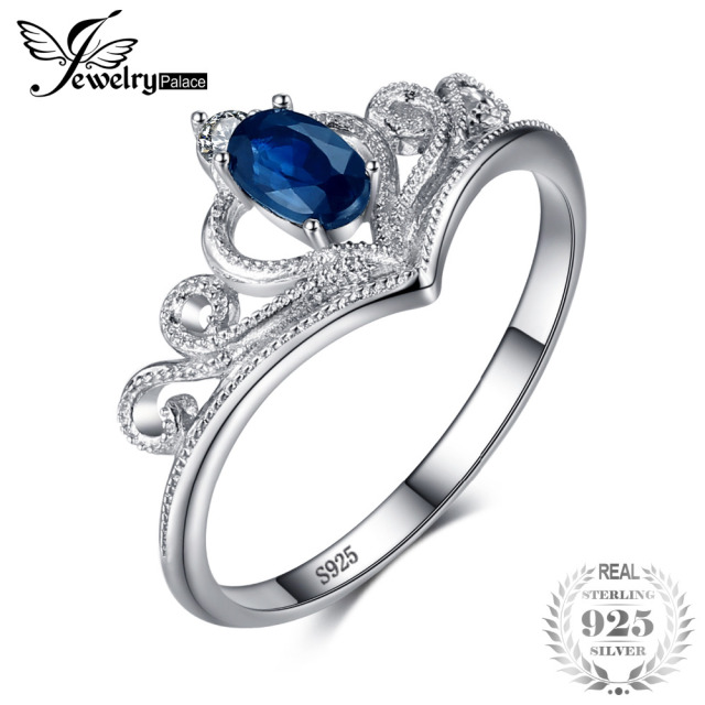 promise ring natural full pave company sapphire blog the rings heart blue jewelry