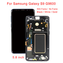 STARDE Replacement LCD For Samsung Galaxy S9 G9600 Display Touch Screen Digitizer Assembly Frame 5.8