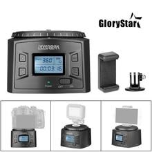 GloryStar Sk-ebh2000 Электронный Профессиональный мяч головка панорамная головка таймелапсе Штатив для Iphone Экшн камера Dslr камера видеокамера