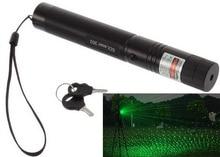 Military Laser Pen Green lazer Pointer SDLaser Adjustable Focus Burning Laser Flashlight High Quality Green Laser Pointer