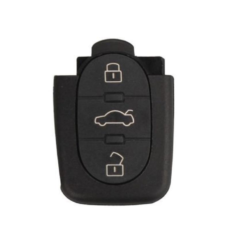 Prix pour Intelligent Télécommande clé Fob 3 Bouton 433.92 MHz pour Audi A3 A4 A6 A8 TT 4D0 837 231 Un