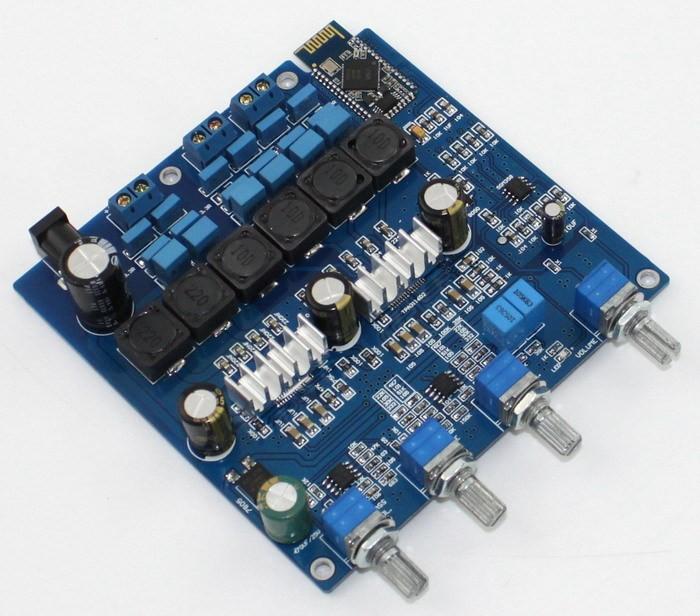Frss-Shipping-24VDC-2-1-channel-class-D-bluetooth-4-0-TPA3116-Input-mode-only-Bluetooth
