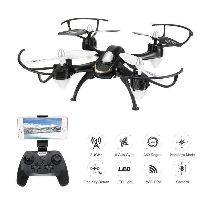 668 A9 4 Axis 6CH aircraft HD 0 3 MP Camera Toy Remote Control Aircraft Drone