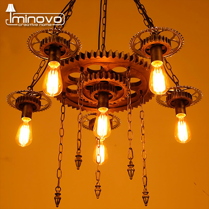 IMINOVO LED Filament Bulb ST64 A60 G45 C35 Candle Light Bulb Vintage Lamp 2W 4W 6W 8W 110V 220V Retro Dimmable Warm/Cool Glass retro led filament light led bulb e27 e26 dimmable 2w 4w 6w 8w 110v 220v a60 clear glass vintage edison lamp warm pure white