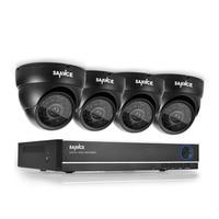 HD 4CH CCTV System 720P DVR 4PCS 720P 1500TVL IR Outdoor Video Surveillance Security Camera System