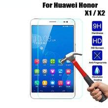 9h 0.3mm vidro temperado para huawei honor mediapad x1 x2 7 polegada tela proteger capa de vidro fim à prova de explosão temperado