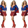 Superwoman cosplay costume all saints clothing role-playing stagewear cartoon costume for cosplay costumes wholesale factory