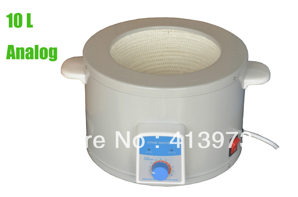 Free shipping, 10L for round bottom flask Intelligent Heating mantle for School Laboratory 100ml electronic controll heating mantle for heating round bottom flask