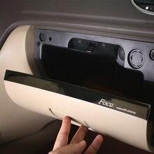 1 шт., украшение для автомобильных перчаток из нержавеющей стали, накладка на перчатку для Ford Focus 2 MK2 2005-2011 2012