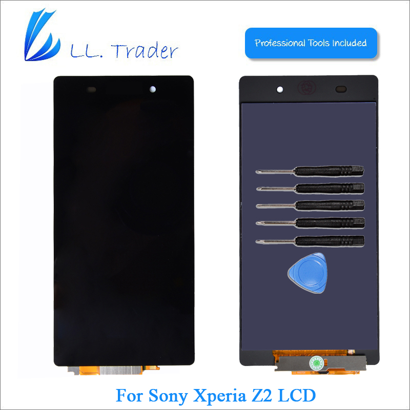Подробнее о LL TRADER Highscreen 100% Tested LCD Screen for Sony Xperia Z2 LCD Display D6503 Touch Digitizer Assembly Full Replacement Parts ll trader highscreen 100% tested lcd screen for sony xperia z2 lcd display d6503 touch digitizer assembly full replacement parts