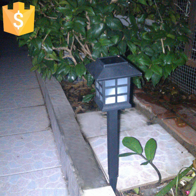 Garden Lights Solar Solar Light Lamp Garden Lampmade-In-China