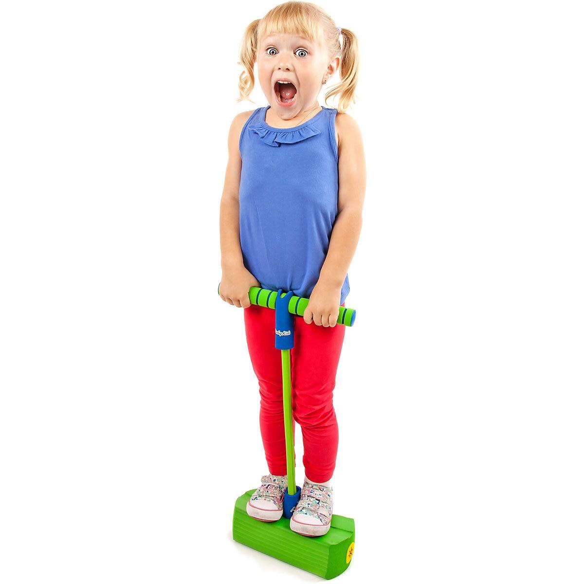 MOBY enfants bébé activité gymnastique 6844287 bambin jouets exercice machine pour sauter pour les filles et les garçons MTpromo - 3