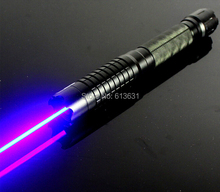 2018! NEW!us High Quality 200000MW 200W Super Blue Laser Pointer Flashlight Burn Burning /Cutting / Laser Pointer Blue Illuminat