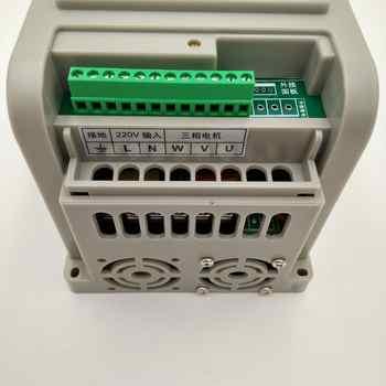 VFD 1.5KW/2.2KW/4KW CoolClassic VFD inverter frequency converter frequency inverter for motor ZW-AT1 3P 220V Output wcj5.