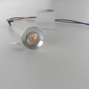 Image 5 - 10pcs/lot 3W Mini led cabinet light AC85 265V mini led spot downlight include led drive CE ROHS ceiling lamp mini light